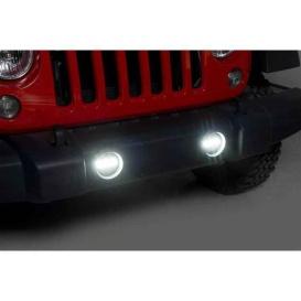 Buy Putco 12001 LED Fog Lamps Wrangler Jack - Fog Lights Online|RV Part