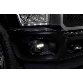 Buy Putco 12004 LED Fog Lamps Ford Super Duty - Fog Lights Online|RV Part