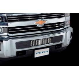 Buy Putco 85195 Silverado HD Punch Grille - Billet Grilles Online|RV Part