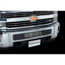 Buy Putco 86195 Silverado HD Bumper Grille - Billet Grilles Online|RV Part