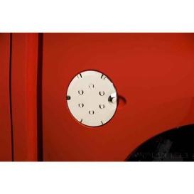Buy Putco 400941 Fuel Tank Toyota Tundra - Chrome Trim Online|RV Part Shop