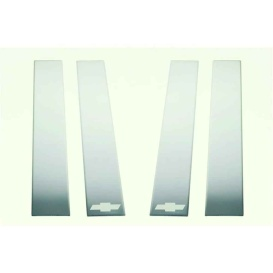 Buy Putco 402669GM-1 Pillar Trim 14-15 Silverado - Chrome Trim Online|RV