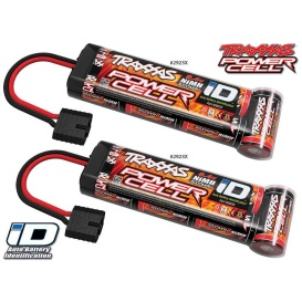 Buy Traxxas 2923X 3000Mah Battery 8. 4-Volt 7-Cell F - Books Games & Toys