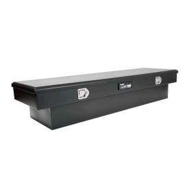 Buy DeeZee DZ8170SB Black Steel Toolbox Single Lid Full - Tool Boxes