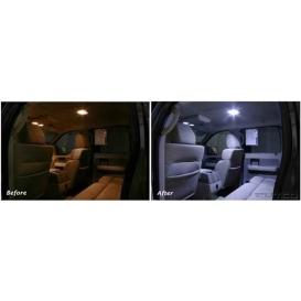 Buy Putco 980021 LED Dome F150 w/Rails 04-08 - Interior Lighting Online|RV