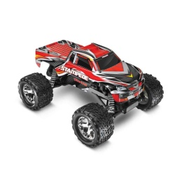 Buy Traxxas 360541RED Stampede Monstr Track Red - Books Games & Toys