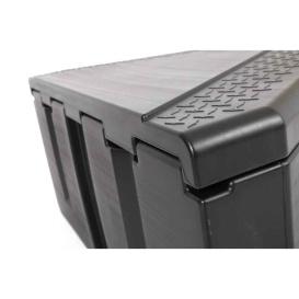 Buy DeeZee DZ91717P Toolbox Plastic Triangular Trailer Box - RV Storage