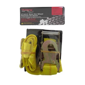 """Buy Trail FX A92011Y 2"""" Over Wheel Tie Down 2000 Long Box Yl 1Pk - Towing"""