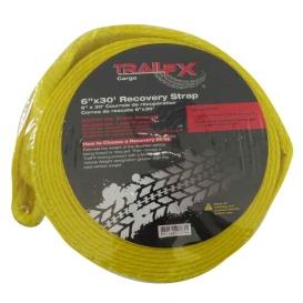 "Buy Trail FX C16019Y 6"" R Strap 30000Lb Yl 1Pk - Towing Accessories"