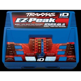 Buy Traxxas 2972 8Amp Dual Charger - Books Games & Toys Online RV Part