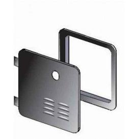 Buy Girard Products 2GWHDB GSWH-2 Door Kit Black - Water Heaters Online RV