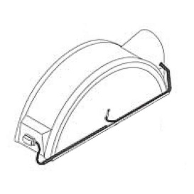Buy Demco 5737 Right Fender Assembly - Tow Dollies Online|RV Part Shop USA