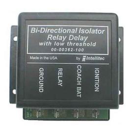 Bi-Directionalectional Isolator