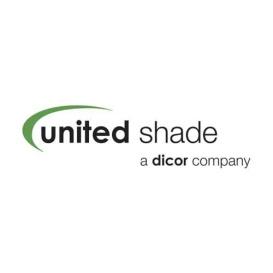 """Buy United Shade 27W24DDAYN Window Shade Linen Alabaster 1"""" - Shades and"""
