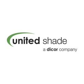 "Buy United Shade 495W455DRO Window Shade Linen/Black 1"" - Shades and"