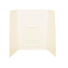 Buy Lippert 209463 Parchment PF 24X36X62 Shower Surround - Tubs and