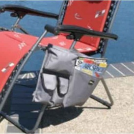 Buy Faulkner 48967 Recliner Pocket Pouch Grey - Camping and Lifestyle