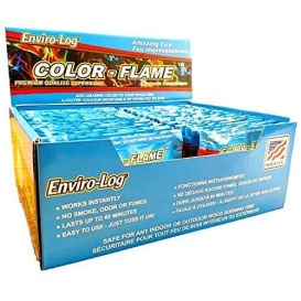 Buy Fleming Sales CF5800-48 Color Flame 48/Pk - Camping and Lifestyle