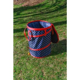"""Buy Camco 51993 Large Pop Up Utility Container 18"""" x 24"""" Patriotic Stars -"""