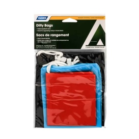 Buy Camco 51009 Water Repellent Storage Bag Set - Pack of 3 - Camping and