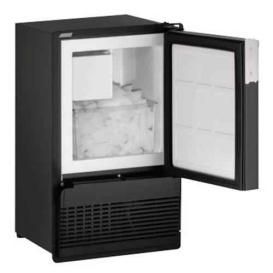 "Buy U-Line ULN-BI95FCB-03A Ice Maker Black 28"" High - Icemakers Online|RV"