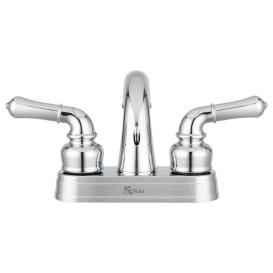 RV Lavatory Faucet Polished Chrome