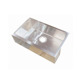 Buy Lippert 389910 27X16X7 Stainless Steel Single Bowl Square Sink Farmers