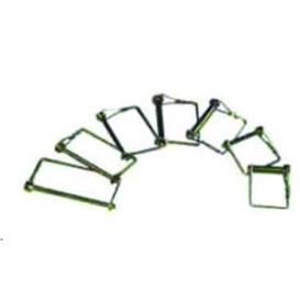 """Buy JR Products 01281 Safety Lock Pin- 1/4""""X3"""" - Hitch Pins Online