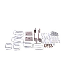 Buy Hellwig 25301 LP Mounting Kit - Handling and Suspension Online|RV Part