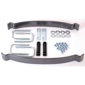 Buy Hellwig 553 EZ-550 Helper Spring Kit - Handling and Suspension
