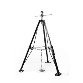 Buy Camco 48850 Gooseneck Stabilzing Jack - Jacks and Stabilization