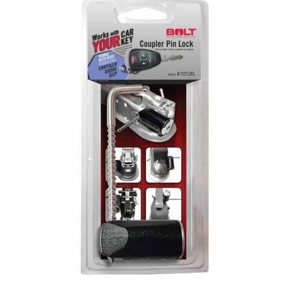 Buy Strattec 7025286 Coupler Pin Lock Chrysler - Hitch Locks Online RV