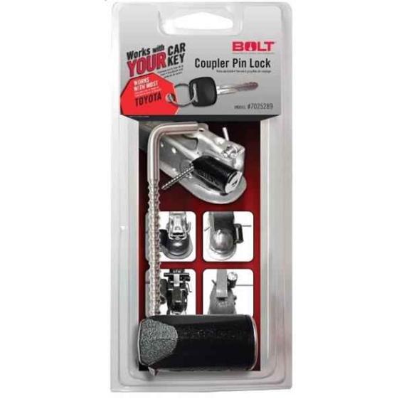 Buy Strattec 7025289 Coupler Pin Lock Toyota - Hitch Locks Online RV Part
