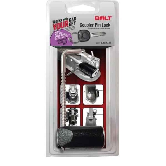 Buy Strattec 7025283 Coupler Pin Lock Gm - Hitch Locks Online|RV Part Shop