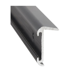 Buy AP Products 021574028 Insert Roof Edge Black 8' - Hardware Online RV