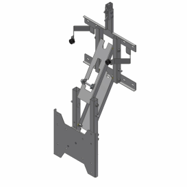 Buy Mor/Ryde TV56-129H Drop Down Wall Mount - Televisions Online RV Part
