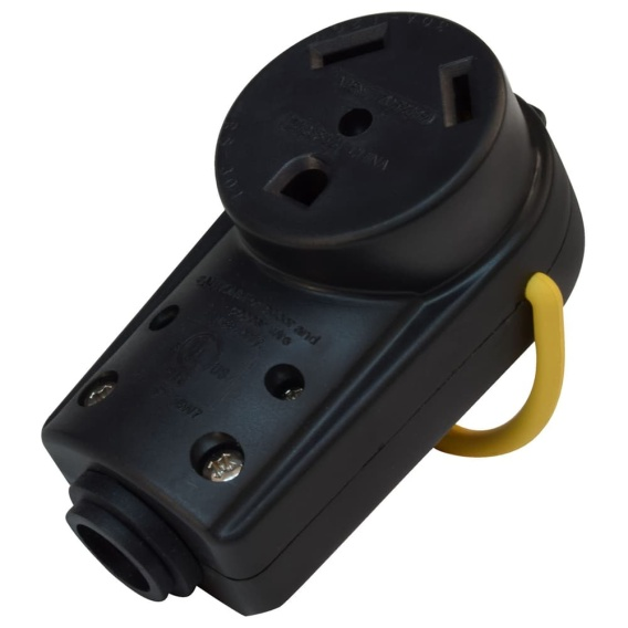 Buy Valterra A10-R30VP 30A Replacement Receptacl - Towing Electrical