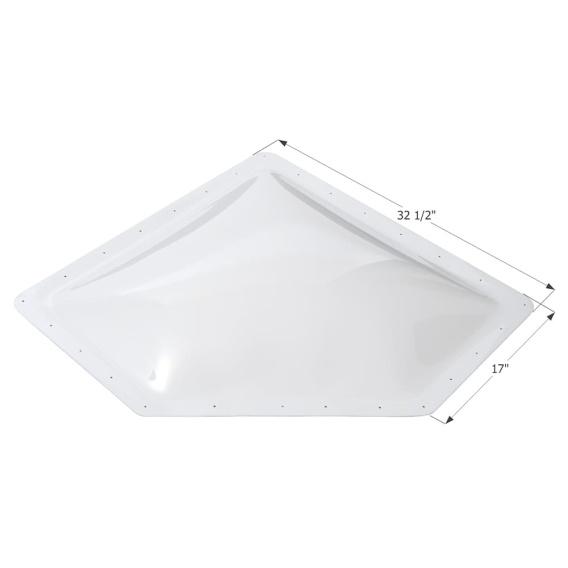 Buy Icon 12199 RV Skylight NSL2814 - White - Skylights Online|RV Part Shop