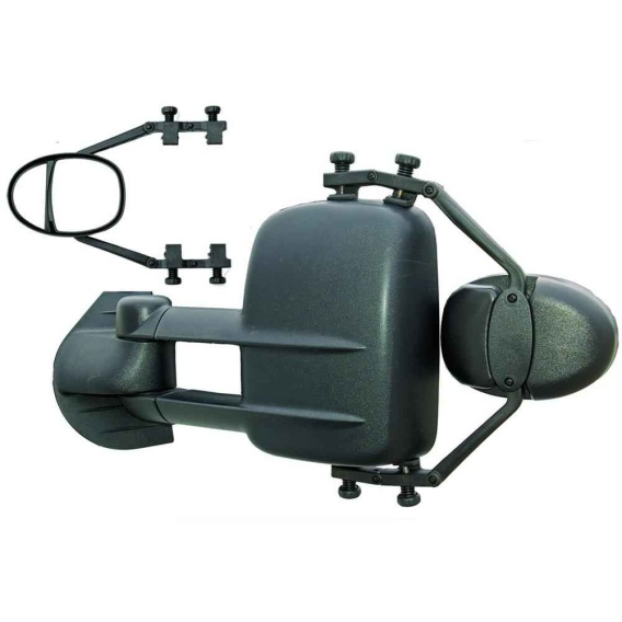 Buy Prime Products 30-0104 Xlc 4.0 Clamp On Mirror - Towing Mirrors