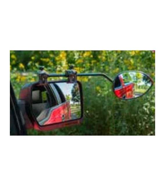Buy Dometic DM1899 Aero 3 Extra Wide Towing Mirror Head Single - Towing