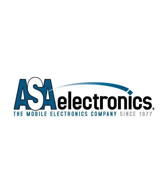 Buy ASA Electronics 2015000 Cabinet DIN Stereo Housng - Audio CB & 2-Way