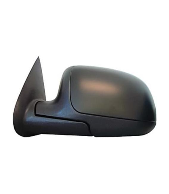 Buy CIPA-USA 27376 Mirror Sierra Manual Black Left Hand 99-01 - Towing