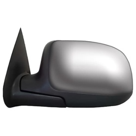 Mirror Sierra Electric Chrome Left Hand 99-1