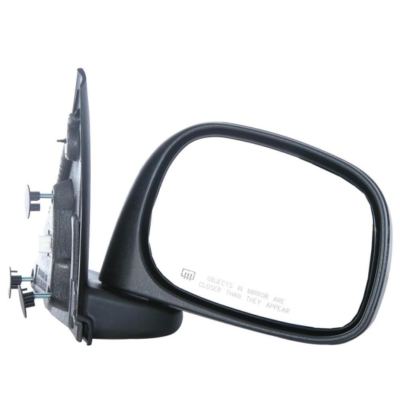 Buy CIPA-USA 46431 Replacement Side Mirror New Style Black Electric Heated