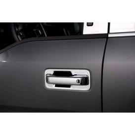 Buy Putco 401066 Door Handle Cover 15 F150 2D Deluxe - Chrome Trim