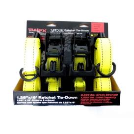 """Buy Trail FX A11023Y 1"""" Rtd 1000 Lb Yl 2Pk - Cargo Accessories Online RV"""