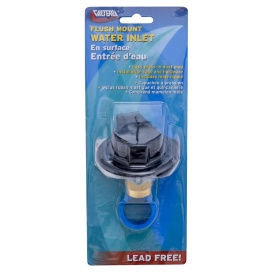 Water Inlet FPT Bk Carded