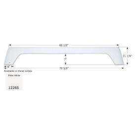 Buy Icon 12265 Layton Skyline Tandem FS2265 - Polar White - Fenders