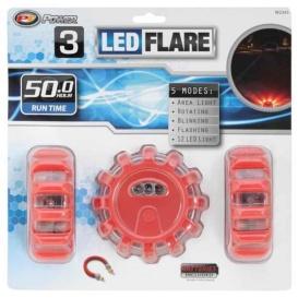 Buy Performance Tool W2343 3PK LED ROAD FLARES - Emergency Warning
