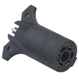 Adapter 7-Way Flat Pin